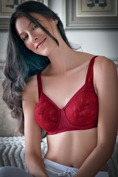 Enamor Non Wire Full Figure Bra