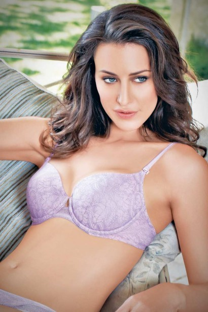 Enamor Smooth Lace Bra