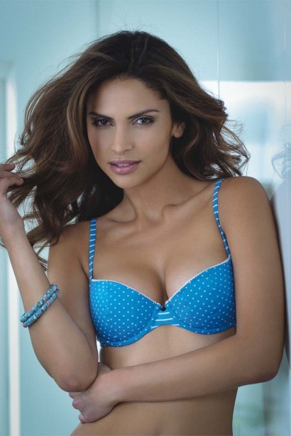 Triumph Cotton Pushup Bra