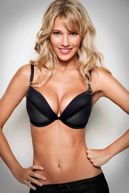 Ultimo Diamante Push-Up Bra