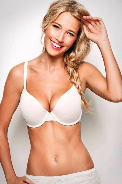 Ultimo Icon Seamless Push-Up Bra
