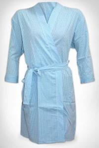 Zivame Short Wrap Robe