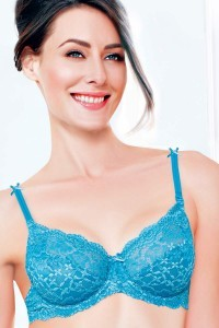Enamor All Lace  Underwire Bra