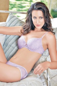Enamor Floral Lace Brief