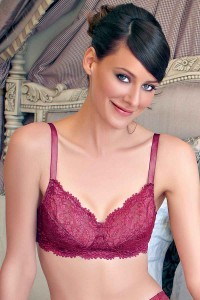 Enamor High Coverage Bridal Bra