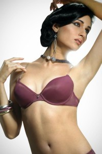 Lovable Transparent Back Multifunctional Bra