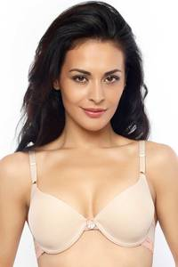 Zivame Smooth And Soft Padded Wired T-Shirt Bra