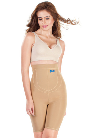 ffdc222d31 Buy Dermawear High Control Thigh Shaper- Indian Skin at Rs.1330 online