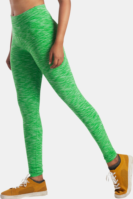 Lavos Bamboo With Organic Cotton Anti Microbial Skin Fit Pants Green