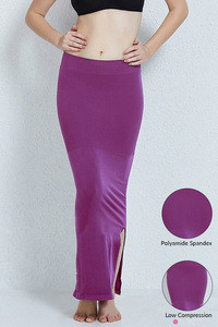 Zivame Mermaid Saree Shapewear-Purple
