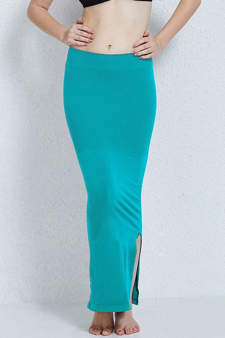 Zivame Mermaid Saree Shapewear Turquoise