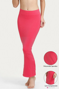 Zivame Mermaid Saree Shapewear-Dark Pink