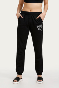 Puma Athletic Pant- Black