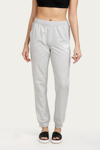 Puma Athletic Pant- Light Gray Heather
