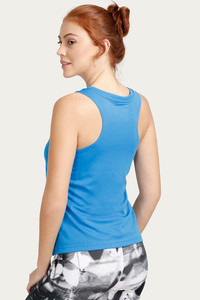 Rosaline Relaxed Top Sports Blue