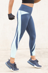Zelocity Luxe Training Legging Blue