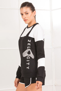 Zelocity New Studio Sweatshirt Black