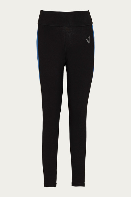 Zelocity Decode Collection Skin Fit Legging Black