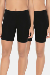 Buy Amante Cotton Shortie (Pack Of 2)