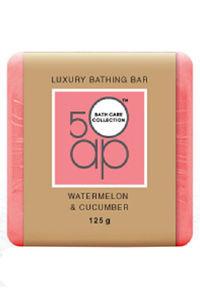 Buy 50 ap Luxury Bathing Bar - Watermelon & Cucumber 125 gm