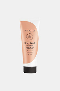 Buy Arata Natural Hydrating & Non-Drying Body Wash With Coconut & Citrus Extracts | All-Natural, Vegan & Cruelty-Free | Gentle Daily Cleansing For Men & Women - (75 ML)