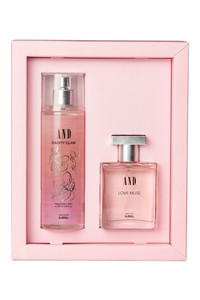 Buy And Crafted By Ajmal Gift Pack 1  Shades Of Me Ethereal Dreamer Pretty Vogue - 250Ml