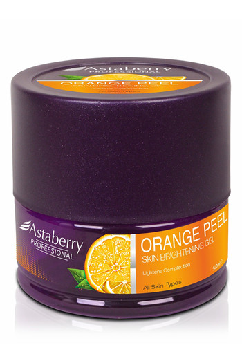 Astaberry Professional Brightening Skin Gel   Orange Peel 500 ml