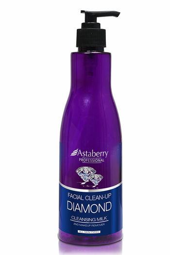 Astaberry Professional Cleansing Milk   Diamond 500 ml