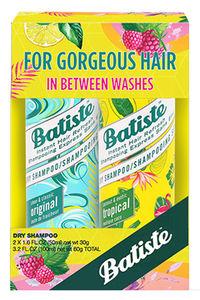 Buy Batiste Dry Hair Shampoo - Clean & Classic Original 50 ml + Coconut & Exotic Tropical 50 ml