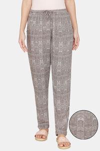 Buy Mombo Woven Pyjama - Grey