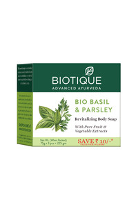 Buy BASIL & PARSLEY BODY CLEANSER 3x(body cleanser)