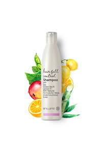 Buy Brillare Hair Fall Control Shampoo To Reduce Seasonal Hair Fall - 300 Ml