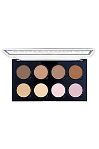Buy Daily Life Forever52 8 Color Highlighter & Contour Powder Palette FHC001
