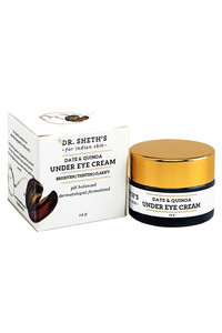 Buy Dr.Sheth's Under Eye Cream - Date & Quinoa 14 gm