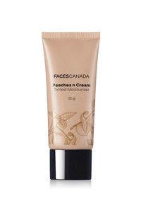 Buy Faces Canada Peaches N Cream Tinted Moisturizer 01 35ml