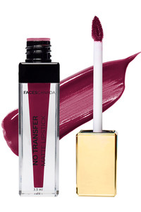 Buy Faces Canada No Transfer Matte Lipstick Serial Texter 09 3.5ml