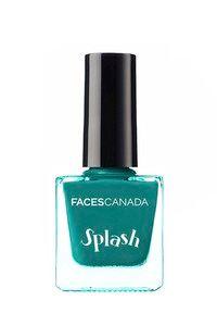 Buy Faces Canada Splash Nail Enamel Bahama Breeze 58 8ml