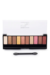 Buy Faces Canada Ultime Pro Eyeshadow Palette Glimmer 03 10gm