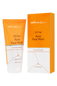 Buy Gemblue Biocare Oil-Free Face Wash - Acne 150 ml