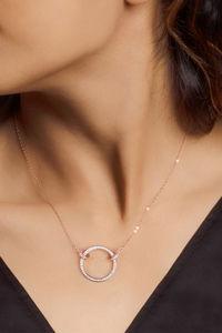 Buy Giva 925 Sterling Silver Forever Valentine Pendant
