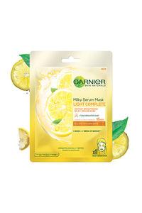 Buy Garnier Light Complete Milky Serum Sheet Mask - 30 G