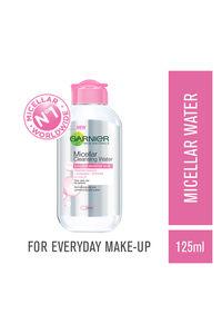 Buy Garnier Skin Naturals, Micellar Cleansing Water - 125 Ml