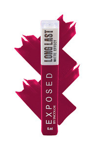 Buy Exposed By Incolor Long Last Matte Effect Lip Gloss 12
