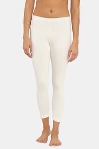 Buy Jockey Thermal Leggings - Off-White