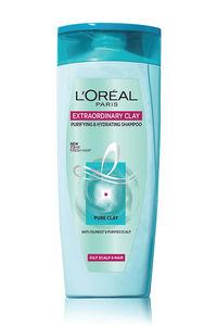 Buy L'Oreal Paris Extraordinary Clay  Shampoo - 192.5 Ml