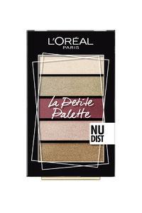 Buy L'Oreal Paris La Petite Eyeshadow Palette, Nudist - 5 G