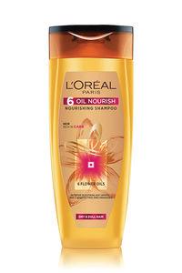Buy L'Oreal Paris 6 Oil Nourish Shampoo - 82.5 Ml