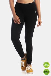 Buy Lavos Secret Sleek Pocket Skin Fit Pant - Black