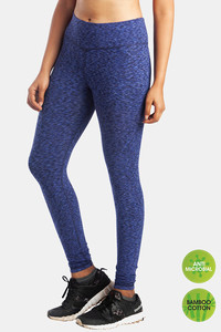 Buy Lavos Secret Sleek Pocket Skin Fit Pant- Blue