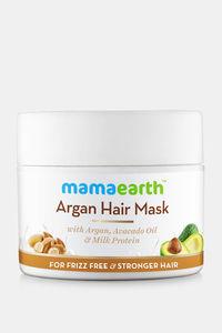 Buy Mamaearth Argan Hairfall Control Mask 200 ML ( Pack of 1) - White